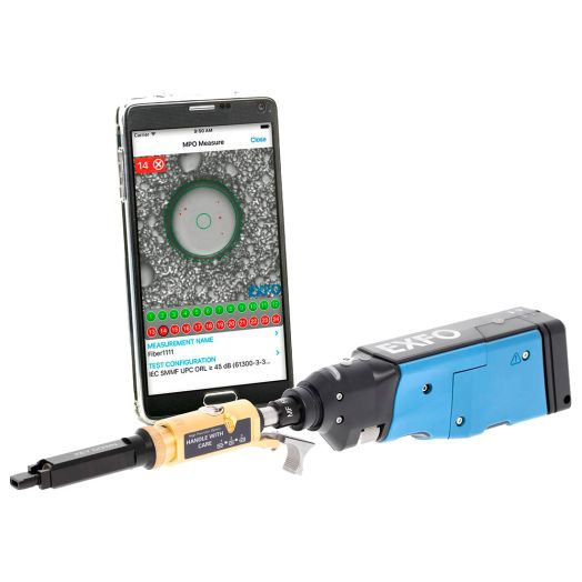 EXFO Automated Multifiber Inspection Solution